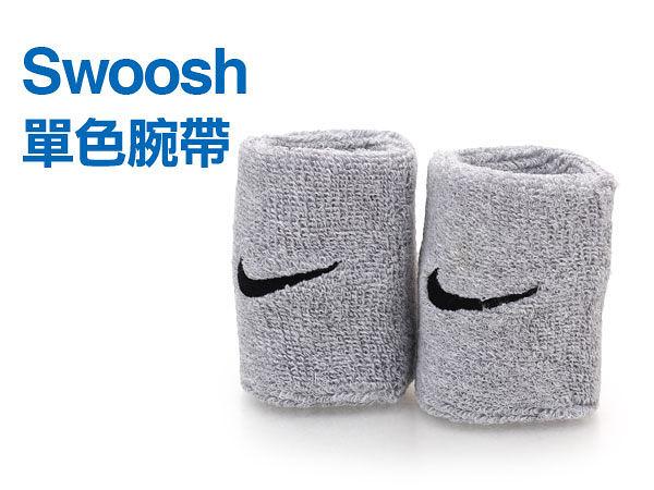 NIKE Swoosh 運動腕帶(籃球 網球 排羽球 一雙入