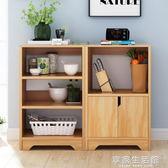 廚房置物架落地多層家用櫥櫃儲物櫃客廳簡易多功能收納碗櫃餐邊櫃-享家生活館 IGO