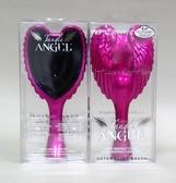 英國TANGLE TEEZER天使梳//桃紫色//原裝進口/耐熱 抗菌 抗靜電細緻的質感/尺寸 18.7 cm
