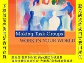 二手書博民逛書店Making罕見Task Groups Work In Your World-讓任務組在你的世界中發揮作用Y4