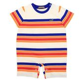 『小鱷魚童裝』條紋連身裝(0號~01號)561505