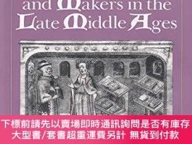 二手書博民逛書店Northern罕見English Books, Owners, and Makers in the Late M