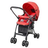 愛普力卡 Aprica Luxuna light CTS 挑高型座椅超輕盈系列嬰幼手推車-熱情森巴