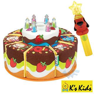 【香港 Ks Kids 奇智奇思】會唱歌的生日蛋糕My Singing Birthday Cake