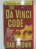 【書寶二手書T1/原文小說_AKK】The Da Vinci Code_Dan Brown