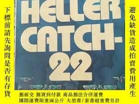 二手書博民逛書店罕見Catch-22第二十二條軍規Y252021 Joseph