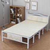 折疊床家用單人床木板床雙人床辦公室午休