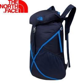 【The North Face 22L 輕量專業登山背包 宇宙藍/藍 】 NF00CF05/健行背包/登山包/後背包★滿額送