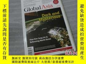 二手書博民逛書店global罕見asia dark and mysterious