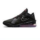 Nike Lebron 18 Low EP 男 黑 避震 包覆 籃球鞋 CV7564-001