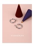 圓圈金屬個性耳環
