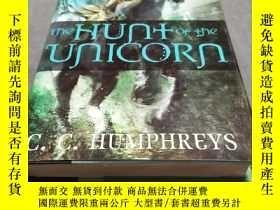 二手書博民逛書店精裝小說The罕見Hunt of the UnicornY264