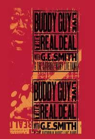 巴弟蓋 藍調之夜 現場演唱會實況 DVD Buddy Guy Live! The Real Deal 藍調Damn Right I've Got The Blues