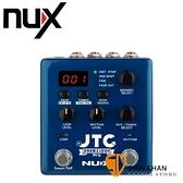 NUX JTC Pro 鼓機 & 循環樂句效果器【Drum & Loop/原廠公司貨一年保固】