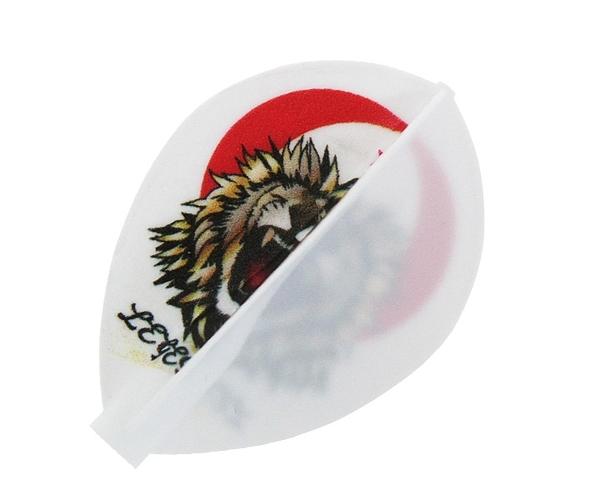 【8FLIGHT】Paul Lim Model G2 TearDrop White 鏢翼 DARTS