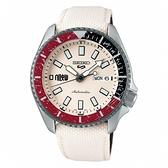 SEIKO 精工 5 Sports x 快打旋風 隆 聯名限量機械錶(SRPF19K1) 4R36-08P0W 現貨