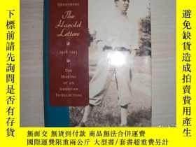 二手書博民逛書店he罕見Harold Letters, 1928-1943 : The Making of an American