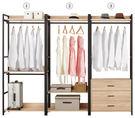 【森可家居】艾麗斯7.8尺組合衣櫥(編號...