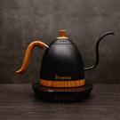 金時代書香咖啡 Brewista Artisan 經典木紋款 啞黑色 電熱手沖壺 600ml (歡迎加入Line@ID:@kto2932e詢問)