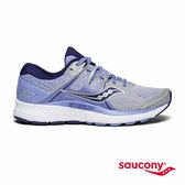 SAUCONY OMNI ISO (WIDE) 專業訓練女鞋-銀色x冰藍