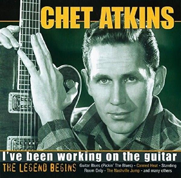 【停看聽音響唱片】【CD】查特亞金斯:吉他傳奇經典名作