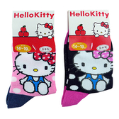 non-no儂儂褲襪《5入》日本製三麗鷗童襪(kitty背心點點)4234-083