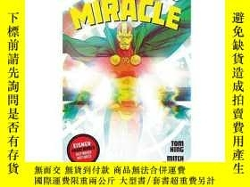 二手書博民逛書店奇蹟先生罕見英文原版 Mister Miracle 漫畫 DC