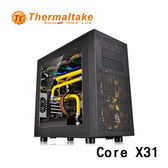 Thermaltake 曜越 Core X31 ATX (2大6小) 中直立式開窗機殼