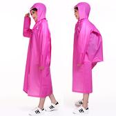 雨衣成人背包雨衣男女戶外旅游徒步大童學生書包雙肩包便攜雨具新款部落