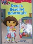 【書寶二手書T5/漫畫書_XDU】Dora s Reading Adventure