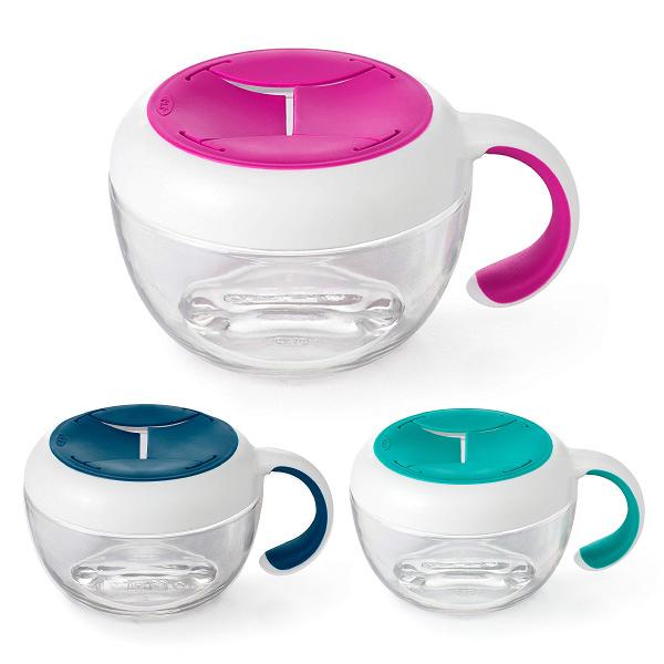 美國 OXO tot 零食杯(含上蓋) 3色可選