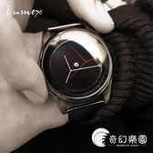 節日禮物 譯時Enmex創意設計腕表 樹枝概念 簡約氣質優雅男手表-奇幻樂園