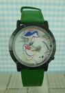 【震撼精品百貨】101 Dalmatians_101忠狗~手錶~綠
