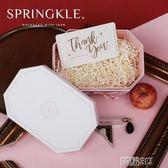禮品盒 伴手禮盒八角鮮花盒結婚回禮盒生日包裝禮品盒七夕禮盒 新品