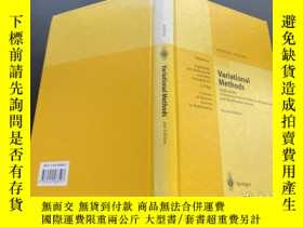 二手書博民逛書店Variational罕見Methods. Applications to Nonlinear partial d