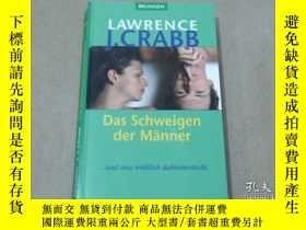 二手書博民逛書店Das罕見Schweigen der MännerY179933