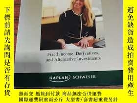 二手書博民逛書店Schwesernotes罕見2012 Cfa Level I Book V: Fixed Income, Der