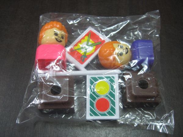 【台灣製我高OK積木】大顆粒專用 人偶配件包