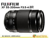 6 期0 利率 富士Fujifilm XF 55 200mm F3 5 8R 55 200 3 5 8 X E1 XE1 X PRO1 X M1  恆昶 貨