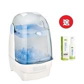 nac nac - T1 觸控式消毒烘乾鍋/消毒鍋 (藍色) 2750元+贈消毒鍋水垢清潔劑
