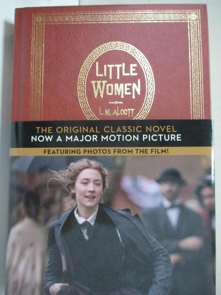 【書寶二手書T1/少年童書_BLM】Little Women: The Original Classic Novel Featuring…