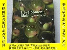 二手書博民逛書店Developmental罕見Biology NINTH EDI