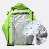 雨衣 雨衣雨褲套裝男加厚防水電瓶車摩托車分體成人騎行防暴雨雨衣外套 薇薇