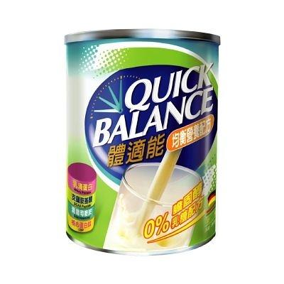 【夢想城】保健館 QUICK BALANCE 體適能 均衡營養配方 900g / 水解乳清蛋白 3500mg