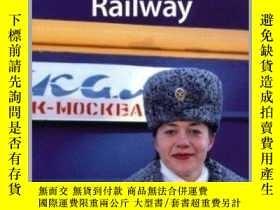 二手書博民逛書店Lonely罕見Planet Trans-Siberian Railway (Multi Country Trav
