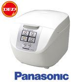 PANASONIC 國際牌 SR-DF181 微電腦電子鍋 10人份 不沾黏黑鍋 保溫 附蒸籠 公司貨