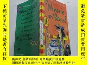 二手書博民逛書店Winnie罕見on patrol溫妮在巡邏Y212829