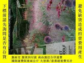 二手書博民逛書店建築景觀設計雜誌罕見Landscape architecture Magazine 2011 03 外文期刊Y