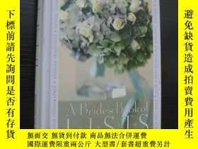 二手書博民逛書店新娘寶典罕見A bride s Book of Lists:ev