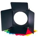 【EC數位】愛玲瓏 Elinchrom 21cm 專業遮光葉片組合 EL26037 四葉片色片框 攝影棚 擋光板 反光板